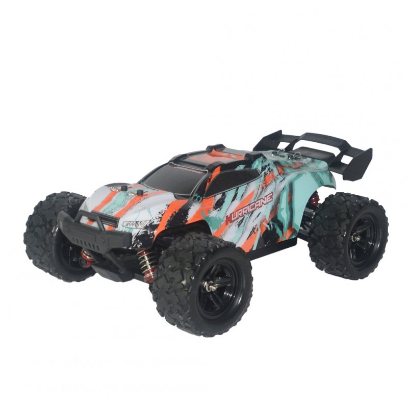 1/18 HURRICANE Children Toy 36KM/H RC Car Simulation Truck  Orange green