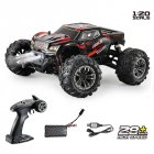 1 20 2 4G 4WD Rechargeable RTR Remote Control 28KM H High Speed Off Road Crawling Drift RC Cars  red 1 20