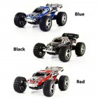 1:32 Electric Remote Control High Speed Mini Racing Truck Car Modeling Toy blue