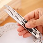 1/5PCS Stainless Steel Utility Knife Small Art Knife Carving Cutting Tool