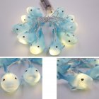 1.8M 10LEDs Cute Animal String Light for Home Party Christmas Decoration Night Lamp  shark