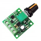 1.8V-15VDC 2A 30W DC Motor Speed Controller (PWM) 1803BK Adjustable Driver Switch