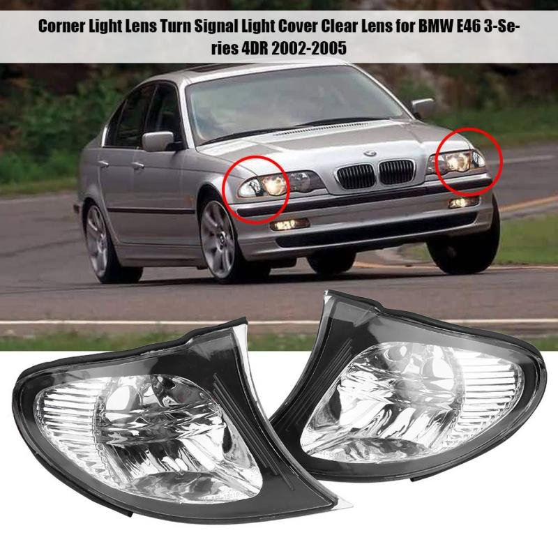 Corner Light Lens Turn Signal Light