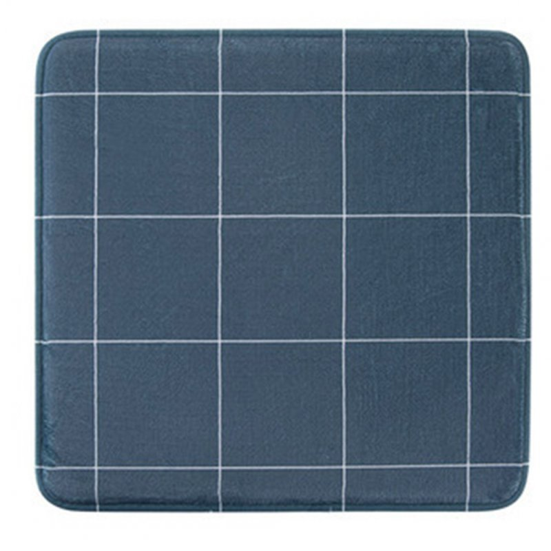 1 Pc New Memory Foam Printed Slow Rebound Chair Car Sofa Cushions Cushion square_40 * 40cm