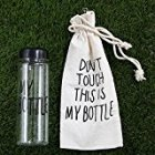 1 X Fashion Portable Clear My Bottle Sport Plastic Fruit Juice Water Cup 500ML
