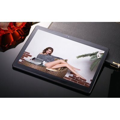 10.1'' IPS Tablet PC-Black AU Plug