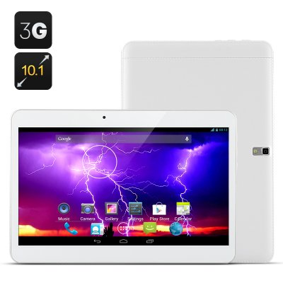 10.1 Inch Android 4.2 Tablet 'Storm' (White)