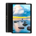 10.1 Inch Tablet IPS with 3G Call Bluetooth Tablet Android Operating System 8 Core black_EU Plug