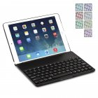 10.5inch Wireless Bluetooth Keyboard for iPad Pro 10.5/ iPad Air3 Colorful Backlit Black