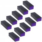 10 Pcs Nail Art Buffer Polishing Block Sanding Buffing Tools Nail Art Tools