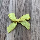1000pcs/lot Handmade Bow Flower Tie Appliques for Wedding Scrapbooking Crafts Accessory 6#