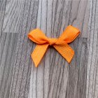 1000pcs/lot Handmade Bow Flower Tie Appliques for Wedding Scrapbooking Crafts Accessory 9#