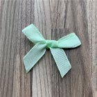 1000pcs/lot Handmade Bow Flower Tie Appliques for Wedding Scrapbooking Crafts Accessory 17#