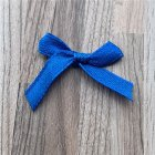 1000pcs/lot Handmade Bow Flower Tie Appliques for Wedding Scrapbooking Crafts Accessory 20#