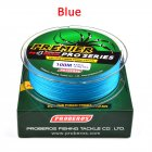 100M Strong Braided Wire Fishing Line Bule