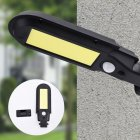 100cob Sensing Solar Street Lamp Outdoor Yard Human Body Induction Light 100COB