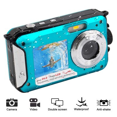 1080P Full HD Digital Underwater Camera