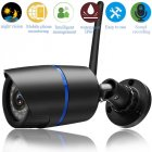 1080P Security Wireless WIFI IP Audio Camera HD IR Outdoor Wireless Camera U S  Plug