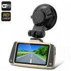 1080p Car DVR has WDR  Wi Fi  30FPS  UV Filter and GPS Logger functions