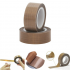 10M Brown Color PTFE Coating Fiberglass Cloth Silicone Tape Wide 10mm 19mm 25mm brown 0 13mmx25mmx10M