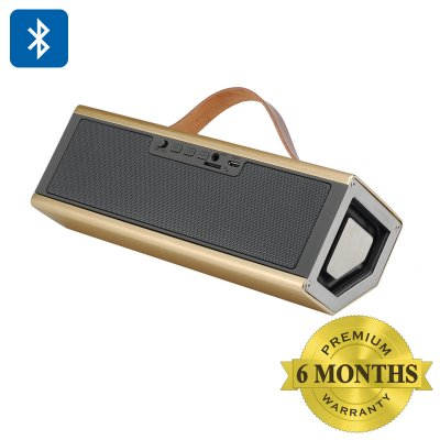 10 Watt Bluetooth Stereo Speaker
