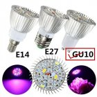 10W LED Full Spectrum Plant Grow Light Lamp for Indoor Garden Greenhouse Supplies GU10