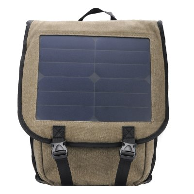10W Monocrystalline Solar Backpack