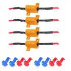 10w 39Ohm LED Load Resistor No Error Warning Canceller for Turn Signal Blink Error Code 10w 39Ohm