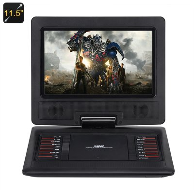 11.5 Inch Portable DVD Player