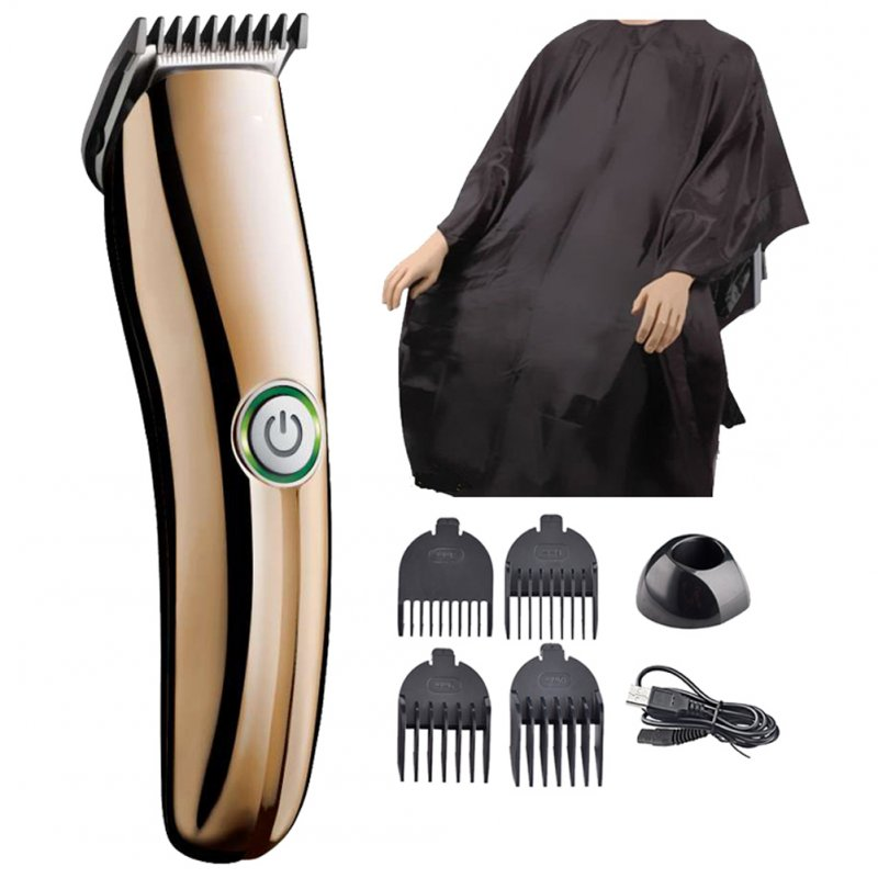 11 In 1 Multifunction Professional Hair Clipper Electric Hair Trimmer Beard Trimmer Cutter Sets Hair clipper combination + black cloth