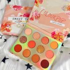 12 Color Glitter Shimmer Eye Shadow Powder Matte Eyeshadow Palette Cosmetic Makeup  12 colors