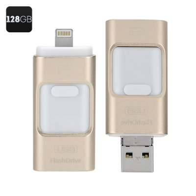 128GB Multi-functional USB FlashDrive