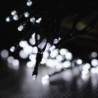 12M/22M 100LEDs/200LEDs Solar Power String Lamp Garden Party Decor White light_12 meters 100LED_(ME0003501)