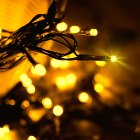 12M/22M 100LEDs/200LEDs Romantic Solar String Light for Outdoor Party Garden Lawn Warm White_22 meters 200LED_(ME0003602)