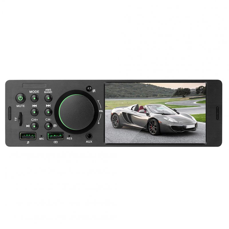 Universal Car Head Unit (Without Camera)