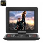 12.1 Inch Portable DVD Player