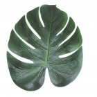 12pcs 35x29cm Artificial Tropical Palm Leaves