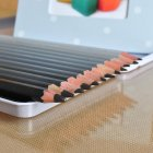 12pcs Sketch Drawing  Pencil Set Art  Painting  Pencils Stationery Supplies