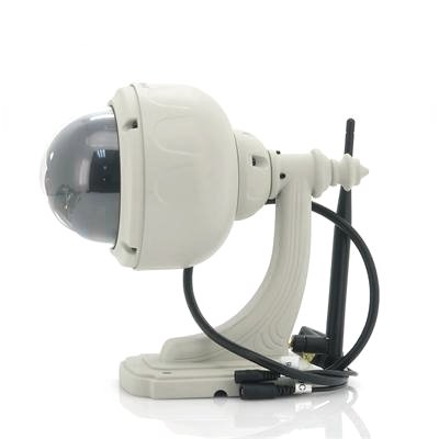 720P IP Dome Camera - Eye-Spy