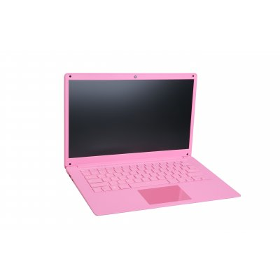 14 Inch 1920*1080 F142 Laptop 6+256G Pink