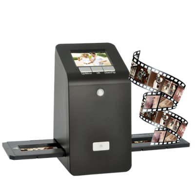 14 MP Film Scanner w/ SD Memory