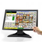 High Res 19 Inch LCD Touch Screen Monitor