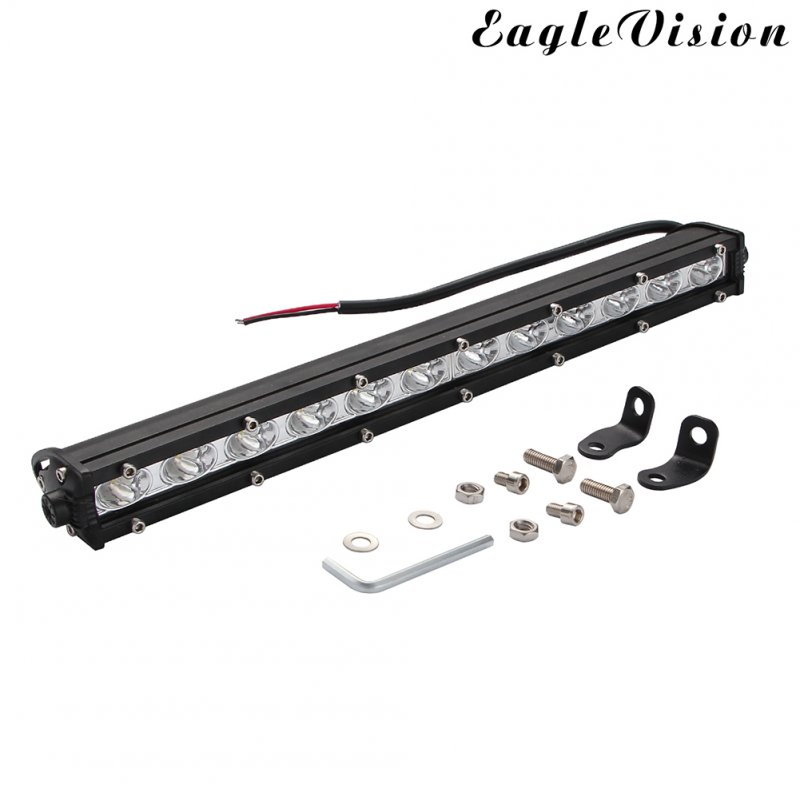 14inch 36W Super Thin Spot Light Work Light for Car SUV  14 inches