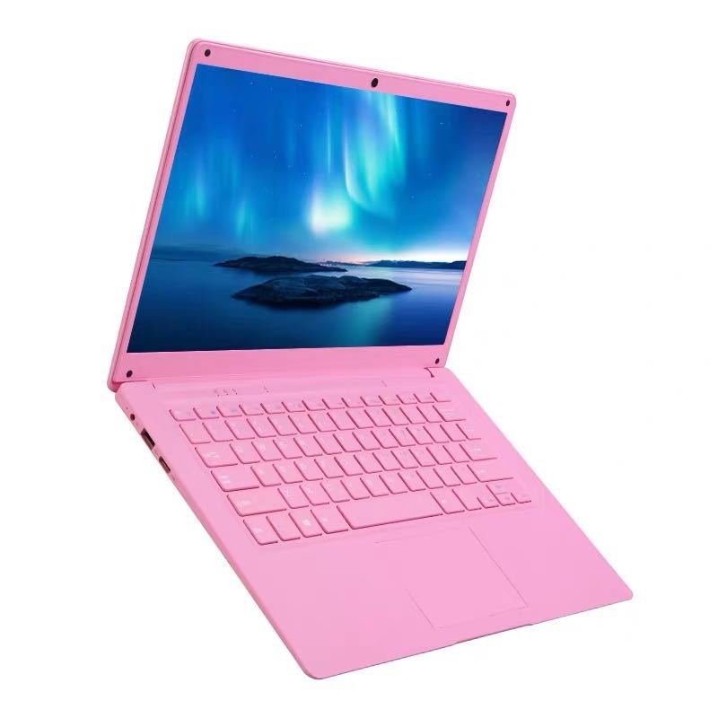 15.6 Inch Laptop Computer Pink_8+512G