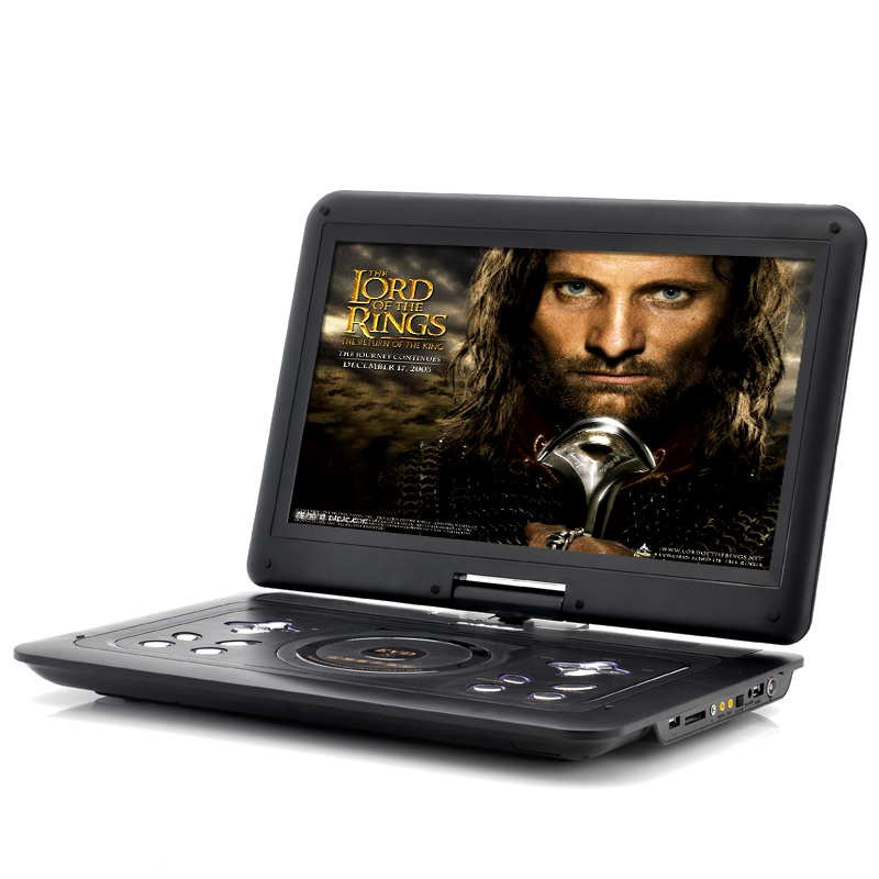 15 6 Inch Portable DVD Player