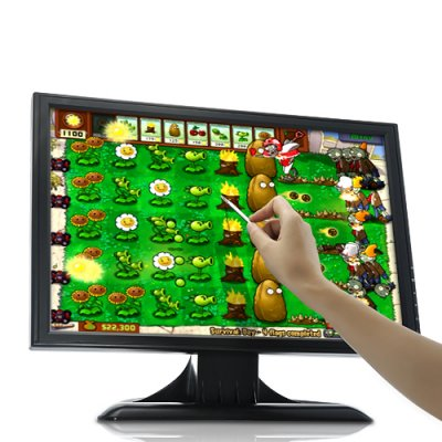 19 Inch Touchscreen LCD Monitor