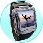 1GB MP4 Player Watches   Check Out Lowest China Wholesale Prices On Watch MP4 Players
