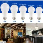 1PC LED Bulb with 270 Degree Beam Angle for Room Corrider Lighting E27 220V