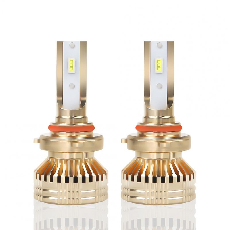 1Pair TX3570 Chip 8-48v 60W 12000LM 6000K Bulb H1 H4 H7 H11 9005 9006 Automobile LED Working Lamp Modification Headlamp 6000K cool white