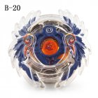 1Pcs In Original Box 8 Stlyes Spinning Top Beyblade BURST B-12 With Launcher AndMetal Plastic Fusion 4D Gift Toys For Kid F3